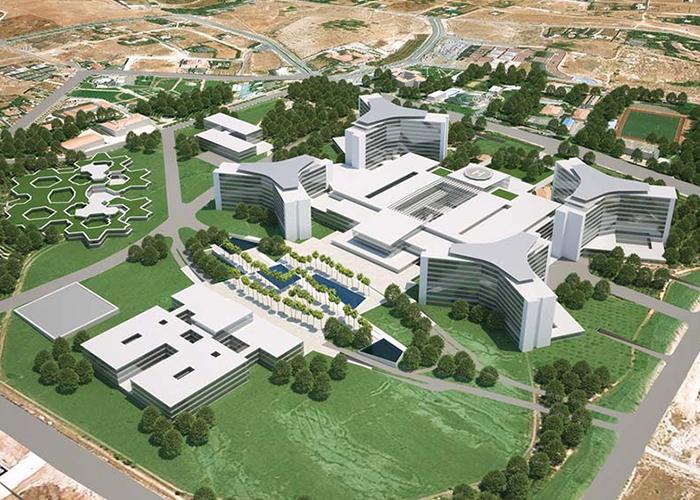 Gaziantep Entegre Sağlık Kampüsü